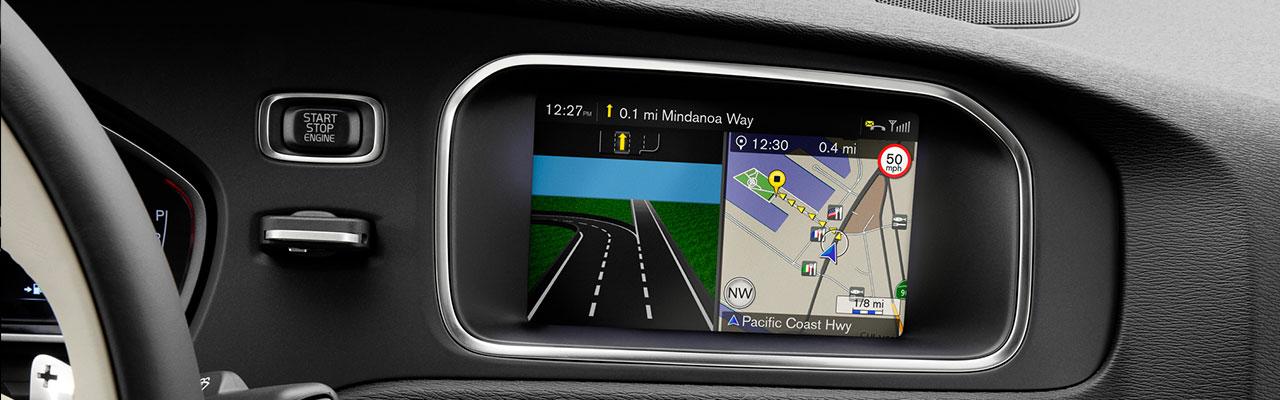 navigatie-volvo-v40-excellence-bucuresti